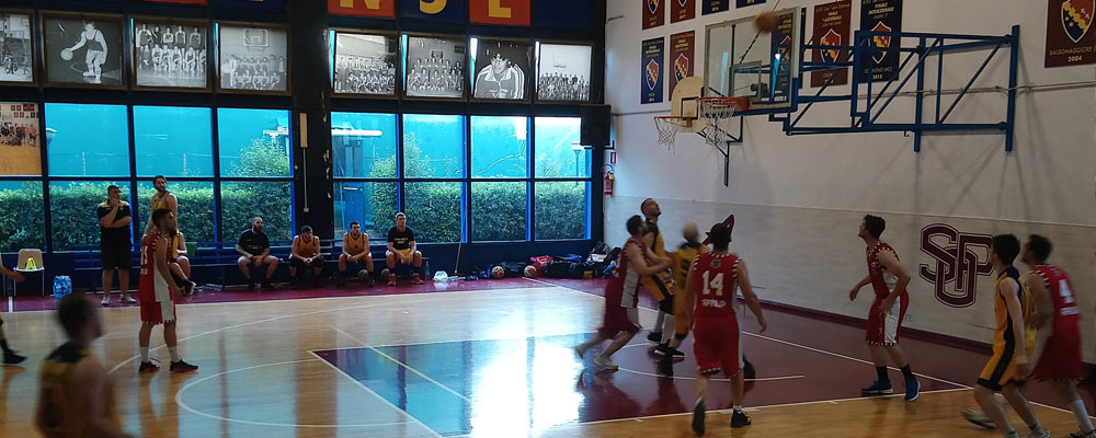 Virtus SR Basket Roma